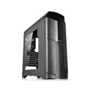 Gabinete Gamer Thermaltake Versa N26 con Ventana, Midi-Tower, ATX/micro-ATX/mini-iTX, USB 2.0/3.0, sin Fuente, Negro