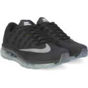 Nike AIR MAX 2016 Running Shoes(Black, White)