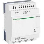 Releu intel. comp. zelio logic -10 i o -24 v c.c. -fără ceas -fără afișaj - Relee inteligente programabile - zelio logic - Zelio logic - SR2D101BD - Schneider Electric