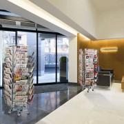 Edimeta Tourniquet rotatif journaux 40 cases
