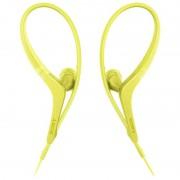 Sony MDR-AS410AP Auriculares Desportivos Amarelos