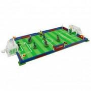 Set de constructie Nanostars Barcelona teren de fotbal