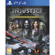 Injustice: Gods Among Us Ultimate Edition, за PlayStation 4