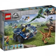 Конструктор Лего Джурасик свят - Бягство на галимимус и птеранодон - LEGO Jurassic World, 75940