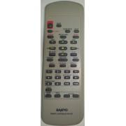 RB007 Mando a distancia original Sanyo RB-007 para DC007C Home Audio System DC-007C