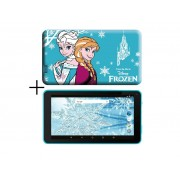 "eSTAR Themed Tablet Frozen 7"" ARM A7 QC 1.2GHz/1GB/8GB/0.3MP/WiFi/Android 7.1/Blue/Frozen Futrola"