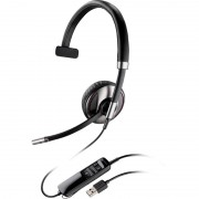 HEADPHONES, Plantronics BLACKWIRE C710, Wideband USB (87505-02)