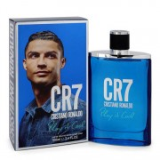Cristiano Ronaldo CR7 Play It Cool Eau De Toilette Spray 3.4 oz / 100.55 mL Men's Fragrances 547780