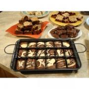 Tava Prajituri cu Separator Brownie
