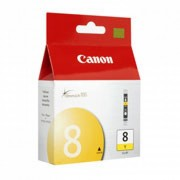 Cartucho Canon CAN-TIN-CLI8Y-Amarillo