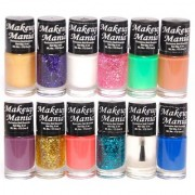 Makeup Mania Nail Polish Set of 12 Pcs (Multicolor Set # 87)