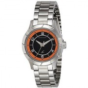 Fastrack Quartz Black Dial Women Watch-6139SM01