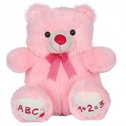 Ultra Fluffy Teddy Bear 15 Inches - Pink
