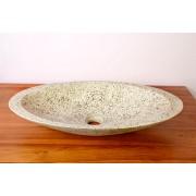 Saniteck Vasque ovale grise pigmentée