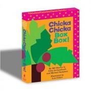 Chicka Chicka Box Box!: Chicka Chicka Boom Boom; Chicka Chicka 1, 2, 3, Hardcover/Bill Martin