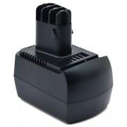 Batería herramienta inalámbrica 12V 2.1Ah Metabo BS12SP NimH