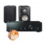 Kit Stereo HiFi Pioneer/Polk A10AE/S10