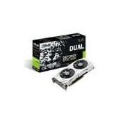 Placa De Video Nvidia Geforce Gtx 1060 6gb - Dual-gtx1060-o6g asus