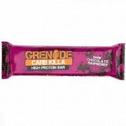 Grenade Barra de Proteína Carb Killa sabor Chocolate Preto com Framboesa 60 g