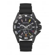 メンズ NAUTICA NAPMIA001 腕時計 ブラック