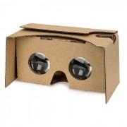"""""""gafas de realidad virtual en 3D de carton Gen II para 6 phone"""""""" (lente de 37 mm )"""""""