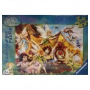 Puzzle 100 Piezas Campanilla Disney - Ravensburger