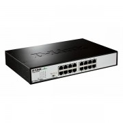 D-Link 16 1000BaseT Gigabit Desktop Switch, DGS-1016D/E DGS-1016D/E