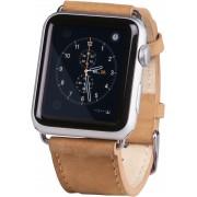 Hama Watchband Velour (Watch 42/44 mm) - Brun