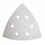 Bosch 10-delni set brusnih listova 93 mm; 60; 80; 100; 240; 320, Za skidanje boje brušenjem, Za brušenje pripremnog sloja boje, Za završno brušenje temeljnih premaza pre lakiranja, Pakovanje od 10 komada (set)