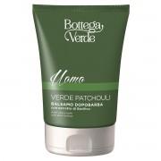 Bottega Verde - Balsam dupa barbierit cu extract de Patchouli verde