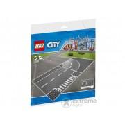 LEGO City - Curbe si intersectie (7281)