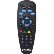Tata sky Remote Set-Top Box Works With Your TV Also