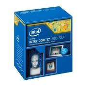 Procesador Intel Core i7-4820K, S-2011, 3.70GHz, Quad-Core, 10MB L3 Cache (4ta. Generación - Ivy Bridge-E)