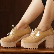Trendy Look Beige Boots