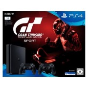 Consola SONY PlayStation 4 Slim ,1TB + Extracontroller + Gran Turismo Sport