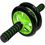 Aparat fitness multifunctional Double Wheel