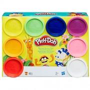 Play-Doh RAINBOW PACK - 8 VA