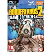 Borderlands 2 GOTY (Game of the Year) Steam Digital Key Version