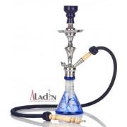 Aladin Tree 47 cm vízipipa — kék
