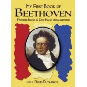 My First Book of Beethoven Favorite Pieces in Easy Piano Arrangements