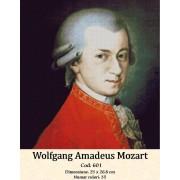 Kit goblen - Wolfgang amadeus mozart