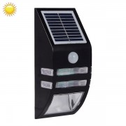Solcellslampa med rörelsesensor - Utomhus