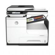 HP PageWide 377dw, цветен мастилен принтер/скенер/копир/факс, 2400x1200 dpi, 45стр/мин, LAN, USB