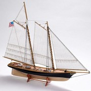 Billing Boats 1:72 Scale Americas Cup America Model Construction Kit