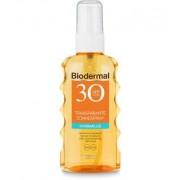 Biodermal Transparantspray Hydraplus Spf30 (175ml)