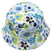 AST Works Cute Sweet Kid Child Boys Girls Toddler Summer Bucket Sun Hat Fisherman Cap U3V2