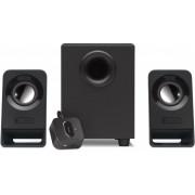 Zvučnici 2.1 Logitech Z213, (4W+2*1,5W) Black-*