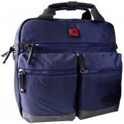 Bolso Swiss Brand Melbourne Shldr Bag-Azul