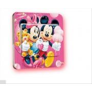 Samolepky na vypínač Mickey a Minnie (AL)
