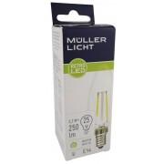 Müller Licht Retro LED Reflektorlampe - 5 Watt, GU5.3, warmweiß